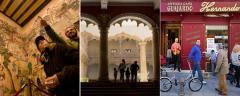 El salón chino de doña Inés de la Cotilla
