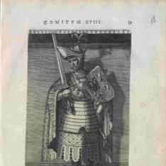 Retrato de Wilhelmus II