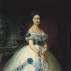 Isabel Álvarez Montes, II duquesa de Castro Enríquez y II marquesa de Valderas
