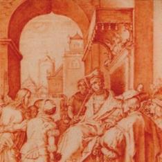 Jesús ante Pilatos