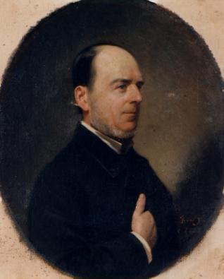 Retrato de Agustín de Obieta