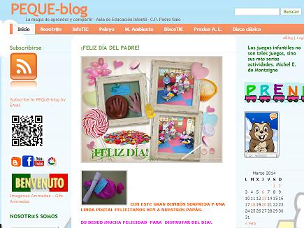 PEQUE-blog