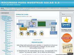 Recursos para nuestras aulas 2.0
