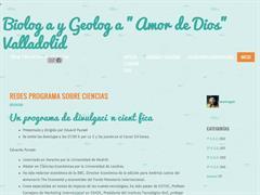 Biologíoa y geología Amor de Dios Valladolid