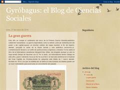 Gyrobagus.Blog de Ciencias Sociales