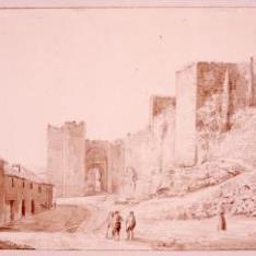 Puerta del Losal en Úbeda