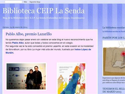 Biblioteca CEIP La Senda