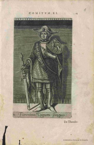 Retrato de Floris II