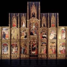 Retablo del arzobispo don Sancho de Rojas