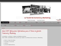 """La """"Suite"""" de Comercio Y Marketing"""