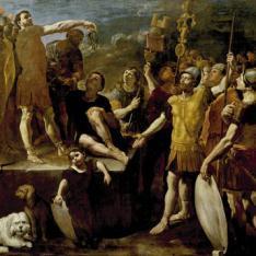 Alocución de un emperador romano