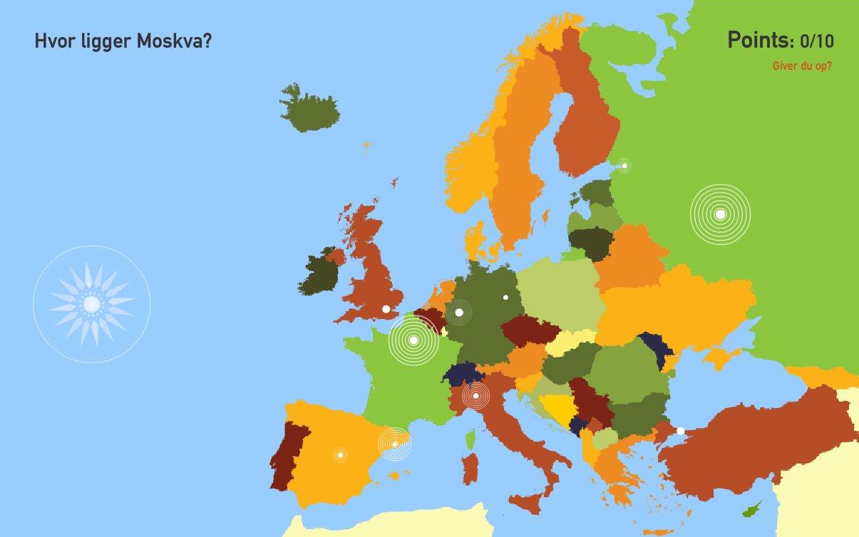 Europas storbyer. Toporopa