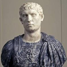 Retrato masculino de la época de Domiciano