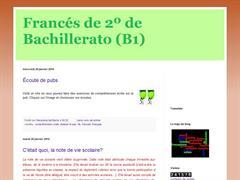 Francés de 2º de Bachillerato