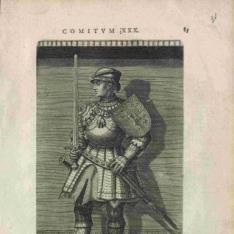 Retrato de Carlos, el Temerario