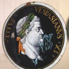 Placa del emperador Tito