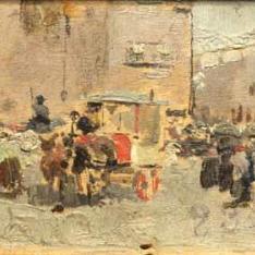 Calle de Florencia - Calle de Italia