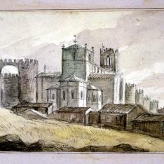 Vista de Ávila