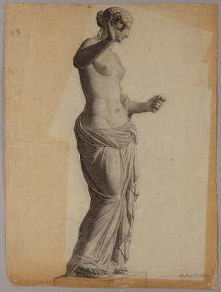 Estudio de la Venus de Árles