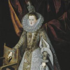 Margarita de Austria-Estiria, reina de España