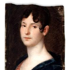 Josefa de Tudó Cathalán Alemani, condesa de Castillofiel