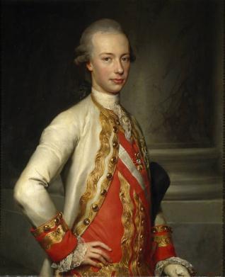 Leopoldo de Lorena, gran duque de Toscana