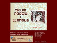 Taller Poesia i Llengua
