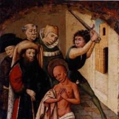 Decapitación de San Bartolomé