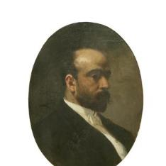 Retrato del Dott. A. Bini