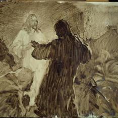 Aparición de Cristo a los Apóstoles