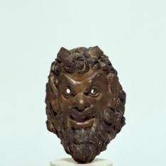 Máscara de Sileno