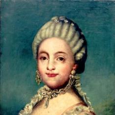 Retrato de María Luisa de Parma