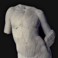 Torso de efebo, variante del Paris de Eufranor