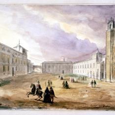 Palacio Real y convento de San Pablo, Valladolid