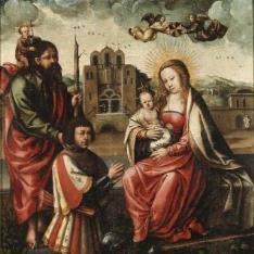 La Virgen de Cristóbal Colón