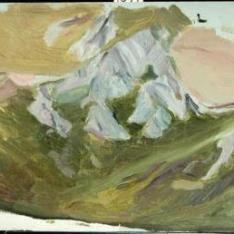 El valle de Jaca