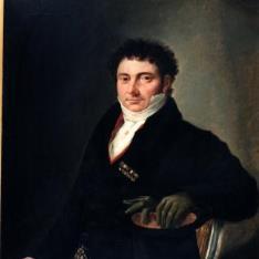 El Maestro A. Ramírez de Saavedra (?)