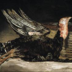 Un pavo muerto