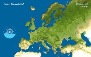 Havområder i Europa. Toporopa