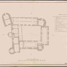 Proyectos para el Archivo Real de Simancas.