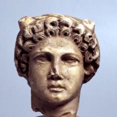 Hermes báquico