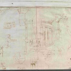 Estudios del Templo de Vesta, Tívoli