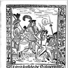 Libro seg~udo de Palmerin