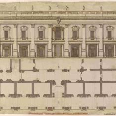 El palacio de los Conservadores en el Capitolio