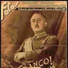 ¡Franco! caudillo de España