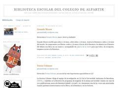 Biblioteca Escolar del Colegio de Alpartir