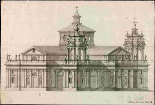 Proyecto para una iglesia