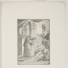 Milagro de San Serafín de Montegranario