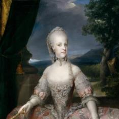 María Carolina de Habsburgo-Lorena, reina de Nápoles