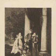 Los hijos del marqués de Spinola